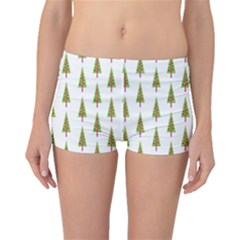 Christmas Tree Boyleg Bikini Bottoms