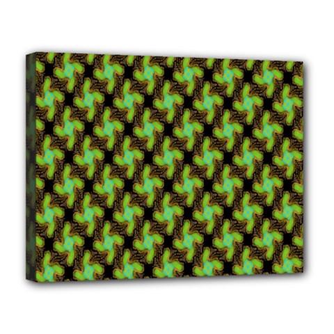Computer Graphics Graphics Ornament Canvas 14  x 11