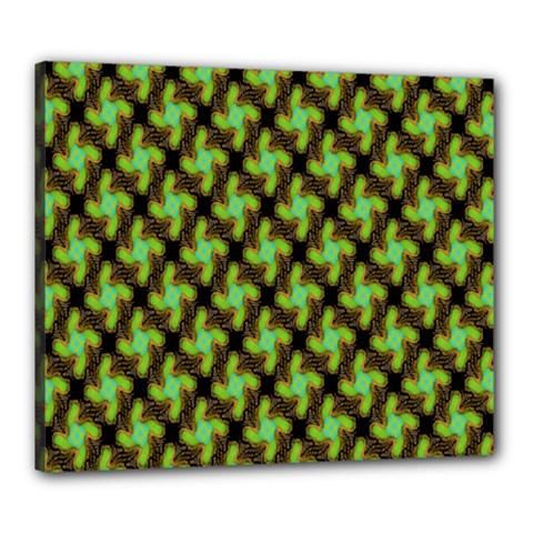 Computer Graphics Graphics Ornament Canvas 24  x 20