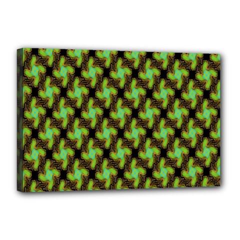 Computer Graphics Graphics Ornament Canvas 18  X 12