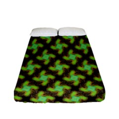 Computer Graphics Graphics Ornament Fitted Sheet (full/ Double Size)