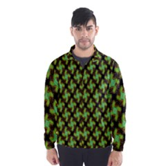 Computer Graphics Graphics Ornament Wind Breaker (Men)