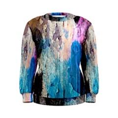 Peelingpaint Women s Sweatshirt