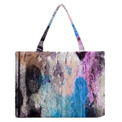 Peelingpaint Medium Zipper Tote Bag