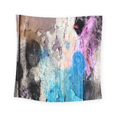 Peelingpaint Square Tapestry (small)