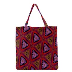 Computer Graphics Graphics Ornament Grocery Tote Bag