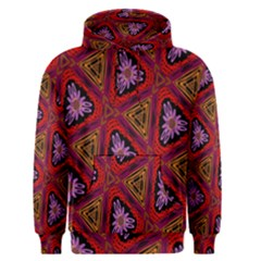 Computer Graphics Graphics Ornament Men s Pullover Hoodie