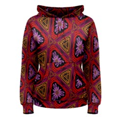 Computer Graphics Graphics Ornament Women s Pullover Hoodie