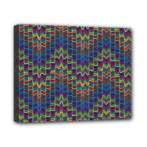 Decorative Ornamental Abstract Canvas 10  x 8