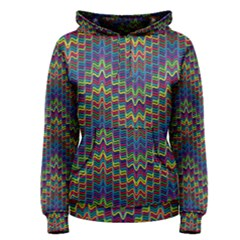 Decorative Ornamental Abstract Women s Pullover Hoodie