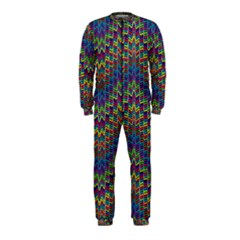 Decorative Ornamental Abstract Onepiece Jumpsuit (kids)