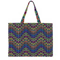 Decorative Ornamental Abstract Large Tote Bag
