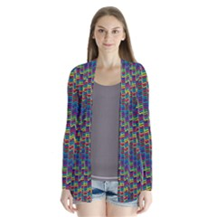 Decorative Ornamental Abstract Cardigans