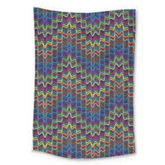 Decorative Ornamental Abstract Large Tapestry