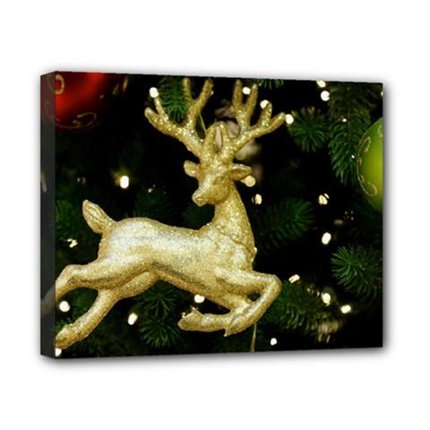 December Christmas Cologne Canvas 10  x 8