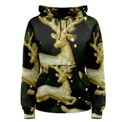 December Christmas Cologne Women s Pullover Hoodie