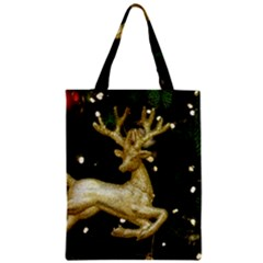 December Christmas Cologne Zipper Classic Tote Bag