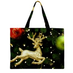 December Christmas Cologne Large Tote Bag