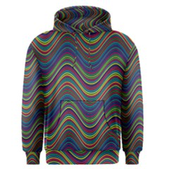 Decorative Ornamental Abstract Men s Pullover Hoodie
