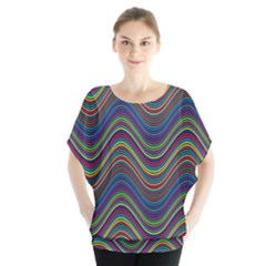 Decorative Ornamental Abstract Blouse