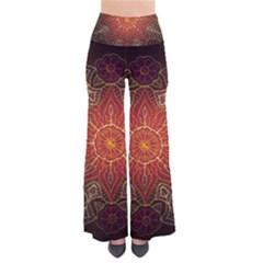 Floral Kaleidoscope Pants