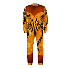 Dragon Fire Monster Creature OnePiece Jumpsuit (Kids)