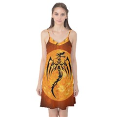 Dragon Fire Monster Creature Camis Nightgown