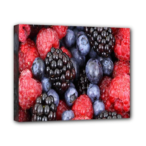 Forest Fruit Canvas 10  X 8