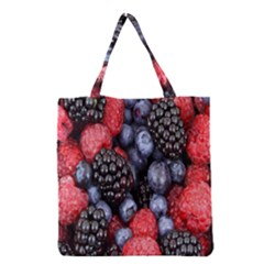 Forest Fruit Grocery Tote Bag