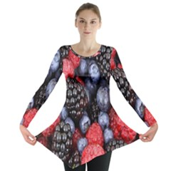 Forest Fruit Long Sleeve Tunic