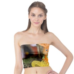 Easter Hare Easter Bunny Tube Top