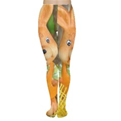 Easter Hare Easter Bunny Women s Tights