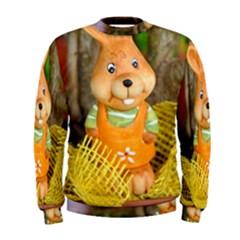 Easter Hare Easter Bunny Men s Sweatshirt