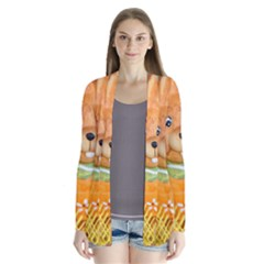 Easter Hare Easter Bunny Cardigans