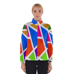 Geometric Blocks Winterwear