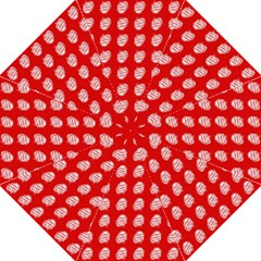 Happy Chinese New Year Pattern Straight Umbrellas