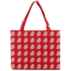 Happy Chinese New Year Pattern Mini Tote Bag