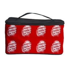 Happy Chinese New Year Pattern Cosmetic Storage Case