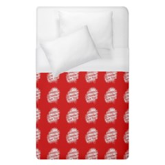 Happy Chinese New Year Pattern Duvet Cover (Single Size)