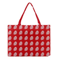 Happy Chinese New Year Pattern Medium Tote Bag