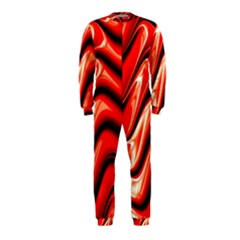 Fractal Mathematics Abstract OnePiece Jumpsuit (Kids)