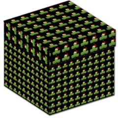 Irish Christmas Xmas Storage Stool 12