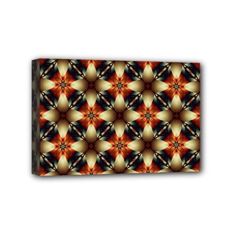Kaleidoscope Image Background Mini Canvas 6  x 4