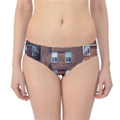 New York Building Windows Manhattan Hipster Bikini Bottoms
