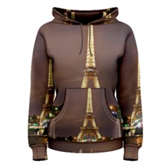 Paris Eiffel Tower Women s Pullover Hoodie