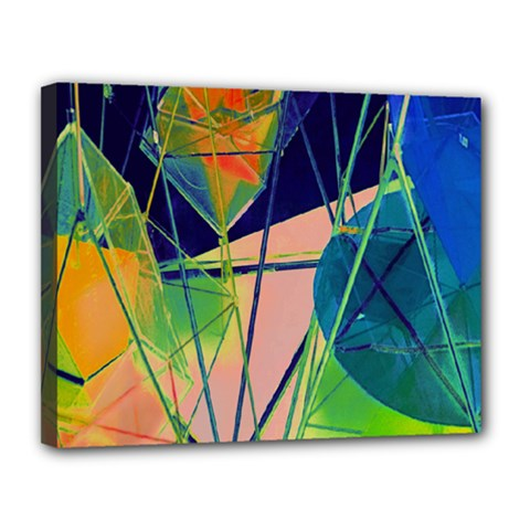 New Form Technology Canvas 14  x 11