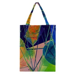 New Form Technology Classic Tote Bag