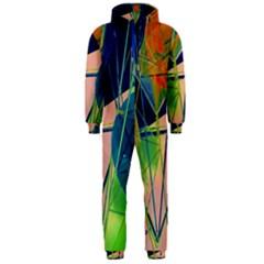 New Form Technology Hooded Jumpsuit (men)