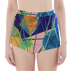 New Form Technology High-Waisted Bikini Bottoms