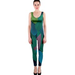 Leaf Rainbow OnePiece Catsuit